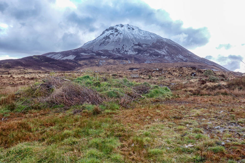 Errigal Morning